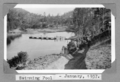 Queensland State Archives 4582 Swimming Pool Stanley River Township January 1937.png