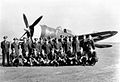 RAF Bodney - 352d Fighter Group - P-47 Thunderbolt and Pilots.jpg