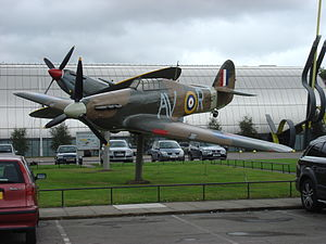 Royal Air Force Museum London - Image: RAF Museum London 182