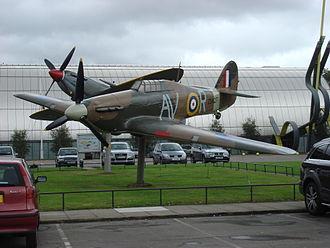 Royal Air Force Museum London - Image: RAF Museum London 182
