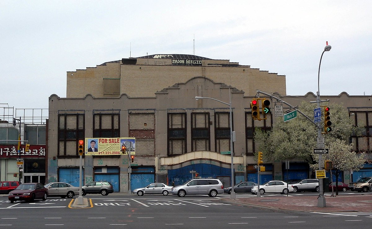 Image Result For Movie Theater Queens