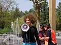 Rachel Dolezal speaking at a rally in Spokane.jpg