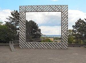 Documenta - Rahmenbau (1977) by Haus Rucker und Co.