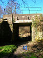 Railway Bridge near High Rocks Inn - geograph.org.uk - 694463.jpg