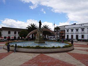 Ramiriquí - Image: Ramiriqui 02