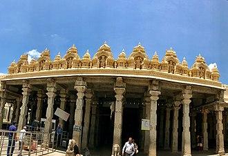 Ranganathaswamy Temple, Srirangapatna - Image: Ranganathaswamy Temple, Srirangapatna Karnataka India including Rama and Krishna