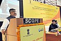 "Ravi Shankar Prasad addressing at the inauguration of the ""Capacity Building of SmallMedium Business and Traders on Digital Payment Initiatives"", in New Delhi.jpg"