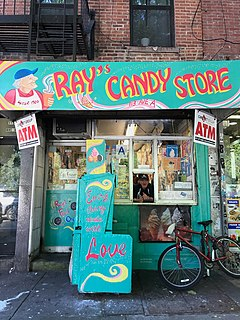 Rays Candy Store