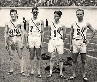 George Baird (athlete) athletics competitor