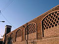 Reconstructed windcatcher (Badgir) in Nishapur Gold Bazaar 9.JPG