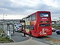 Recovery of Brighton & Hove bus 625 (YN04 GJV), 14 April 2013 (2).jpg