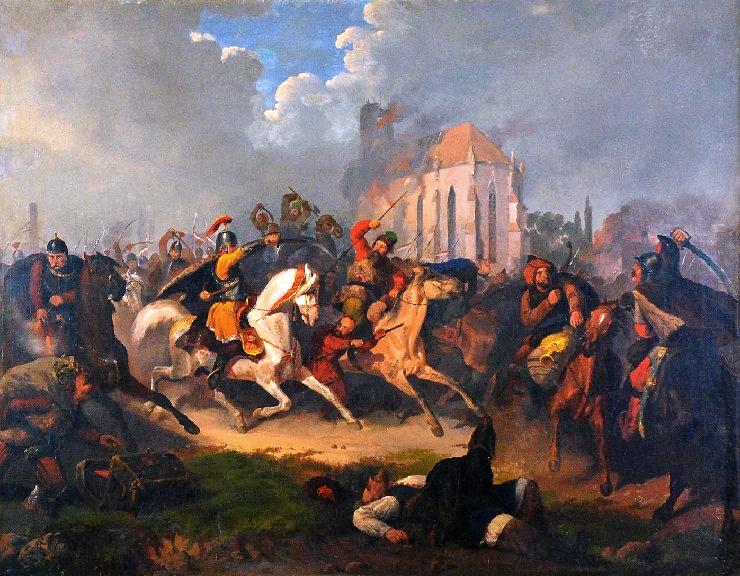 Recovery of Tartar captives