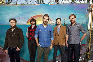Red Wanting Blue - Red Wanting Blue, 2012. Photo by Jason Tanaka Blaney