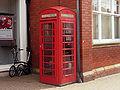 Red telephone box, Poulton-le-Fylde.jpg