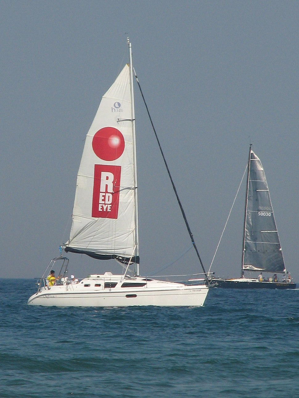Redeye Sailboat
