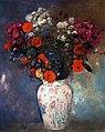 Redon - Vase de fleurs (Vase of Flowers), circa 1890.jpg