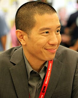 Reggie Lee at Comic-Con 2011 cropped.jpg