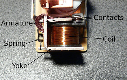 Simple electromechanical relay Relay Parts.jpg