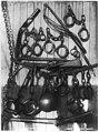 Relics of convict discipline, Hobart, Tasmania, Australia LCCN2001705612.jpg
