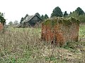 Remains of the outbuilding at Planet Farm, Hethersett - geograph.org.uk - 2290918.jpg