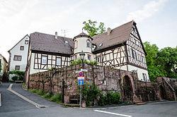 Дворец в Ремлинген