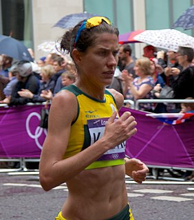 René Kalmer South African long-distance runner