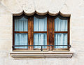 Renaissance Window in Miranda de Ebro, Spain.jpg