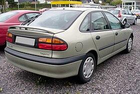Renault Laguna πρώτης γενιάς 1.6 16V Φάσης 2.