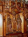 Reredos by Nathaniel Hitch (St Paul's Church, Chipperfield, Hertfordshire).jpg