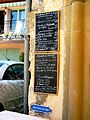 Restaurant L'Escargot Rouge Menu et desserts.jpg