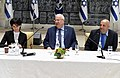 Reuven Rivlin meeting with the The Presidential Volunteer Medal March 2018- 6131.jpg