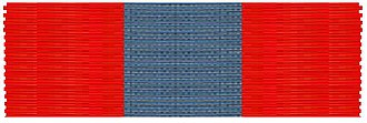 New Zealand Honours Order of Precedence - Image: Ribbon Imperial Service Order