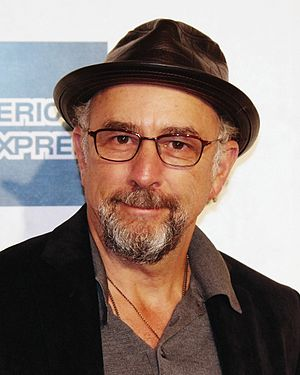 Richard Schiff - Schiff at the 2012 Tribeca Film Festival premiere of Knife Fight