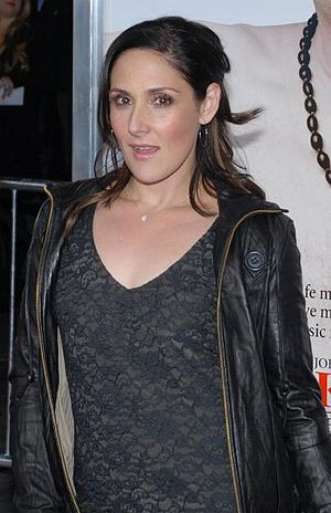 Ricki Lake - Lake at the premiere of Walk Hard: The Dewey Cox Story, 2007.
