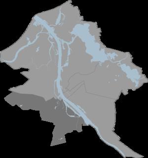 Zemgale Suburb, Riga - Zemgale Suburb in Riga.