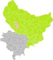 Rigaud (Alpes-Maritimes) dans son Arrondissement.png