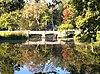 foto van Groot Engelenburg: toegangsbrug