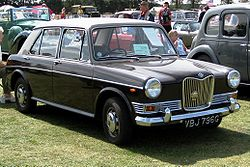 1968 Riley Kestrel