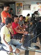 Rinconada Bikol Wikipedia Edit-a-thon in Iriga City.jpg