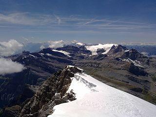 Wildstrubel Glacier glacier