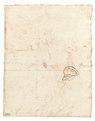 Ritstudie av mun, 1700-talets sista hälft - Skoklosters slott - 99091.tif