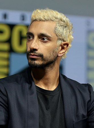 Riz Ahmed - Ahmed at the 2018 San Diego Comic-Con