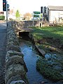Road bridge over the brook - geograph.org.uk - 666483.jpg