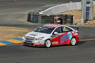 Craft-Bamboo Racing - Holland on home turf in the 2012 WTCC Race of Sonoma