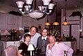 Robert Craft and friends in Broward County Florida 1995.jpg