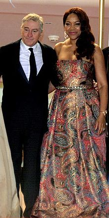 de niro and wife grace hightower in