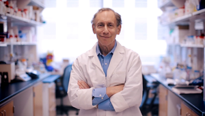 Robert S. Langer - Image: Robert Langer Bio Tech Awards Video laboratory