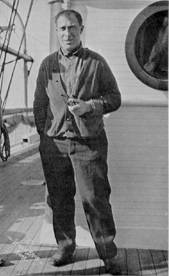 Robert Bartlett (explorer) - Image: Robert bartlett