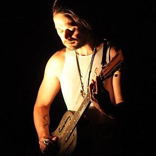 Rocco DeLuca American musician