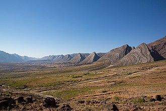 Torotoro National Park - Image: Rock formations Toro Toro, Bolivia